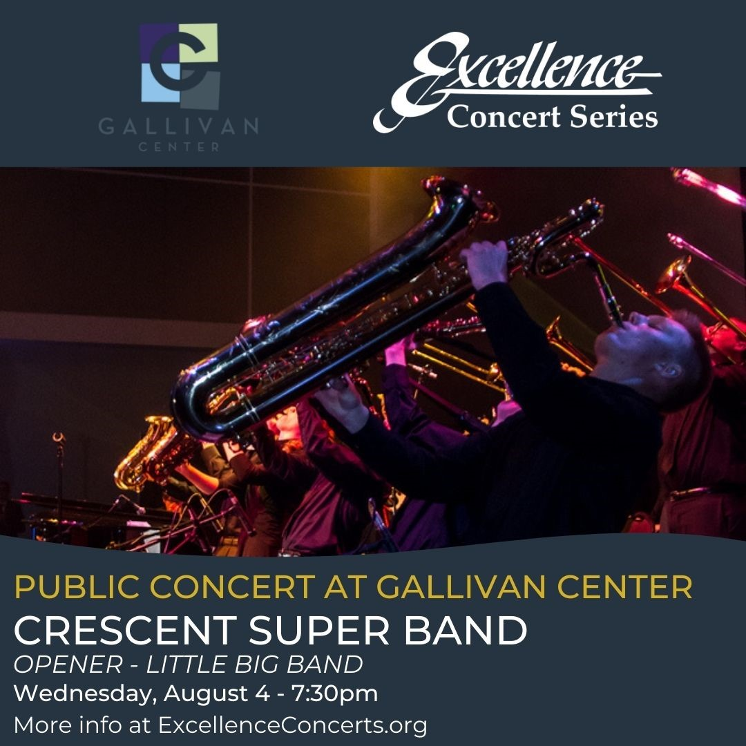 Excellence In The Community Concert Series